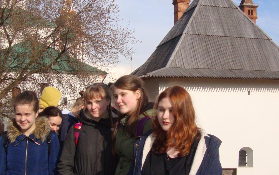 Экскурсии школьников поМоскве