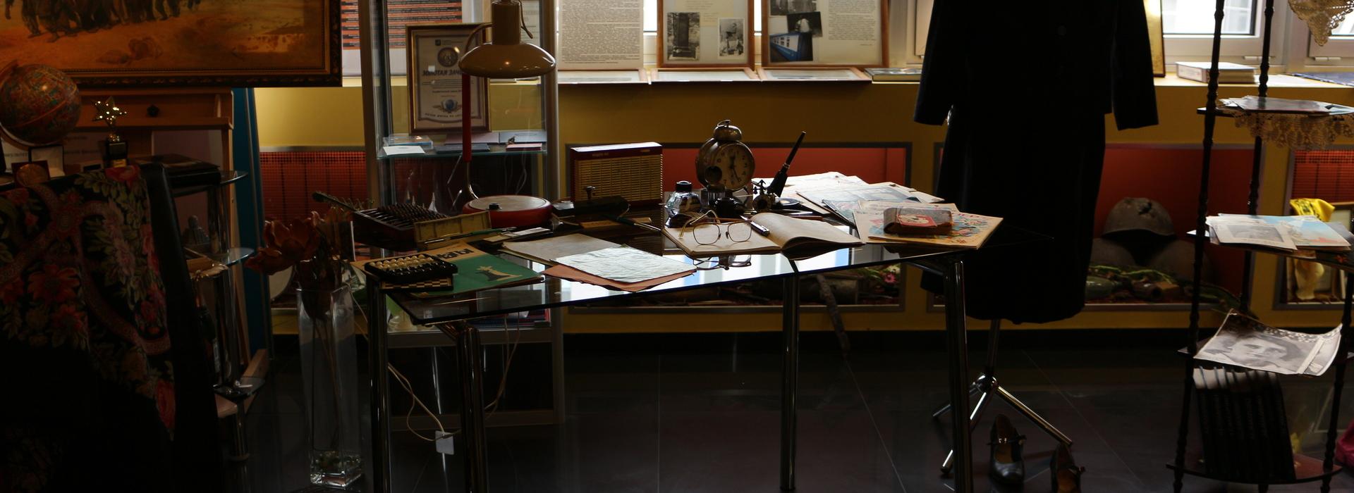 Музей истории МГПУ
