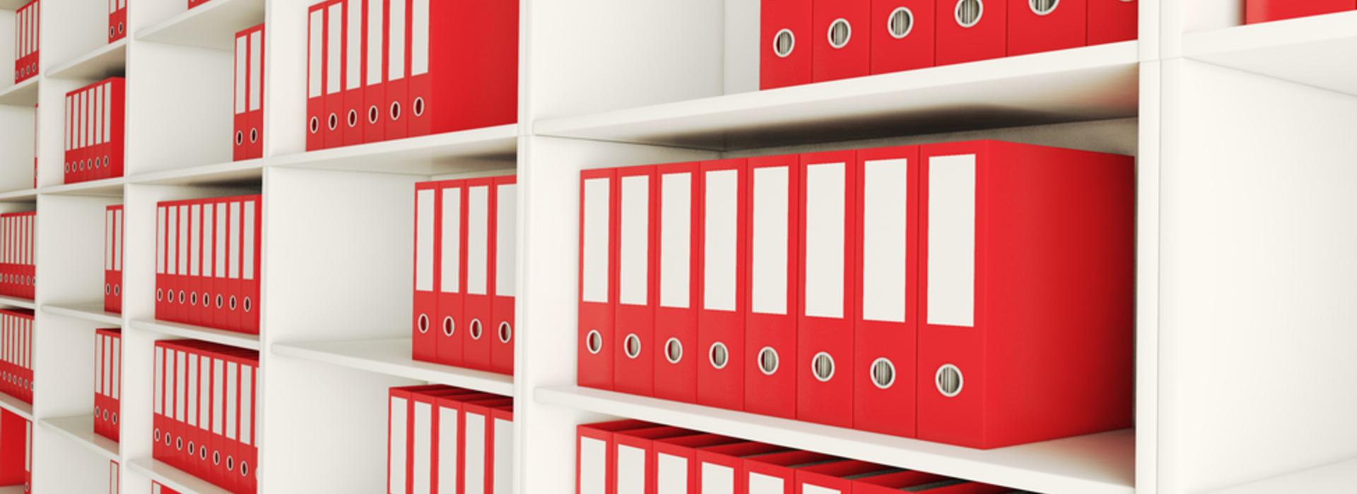 Архивный отдел управления делами
