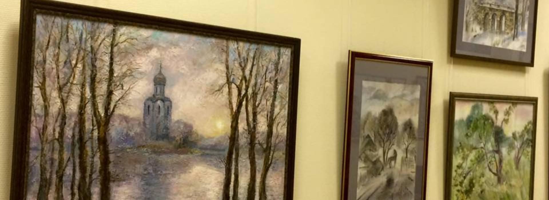 Кафедра живописи икомпозиции