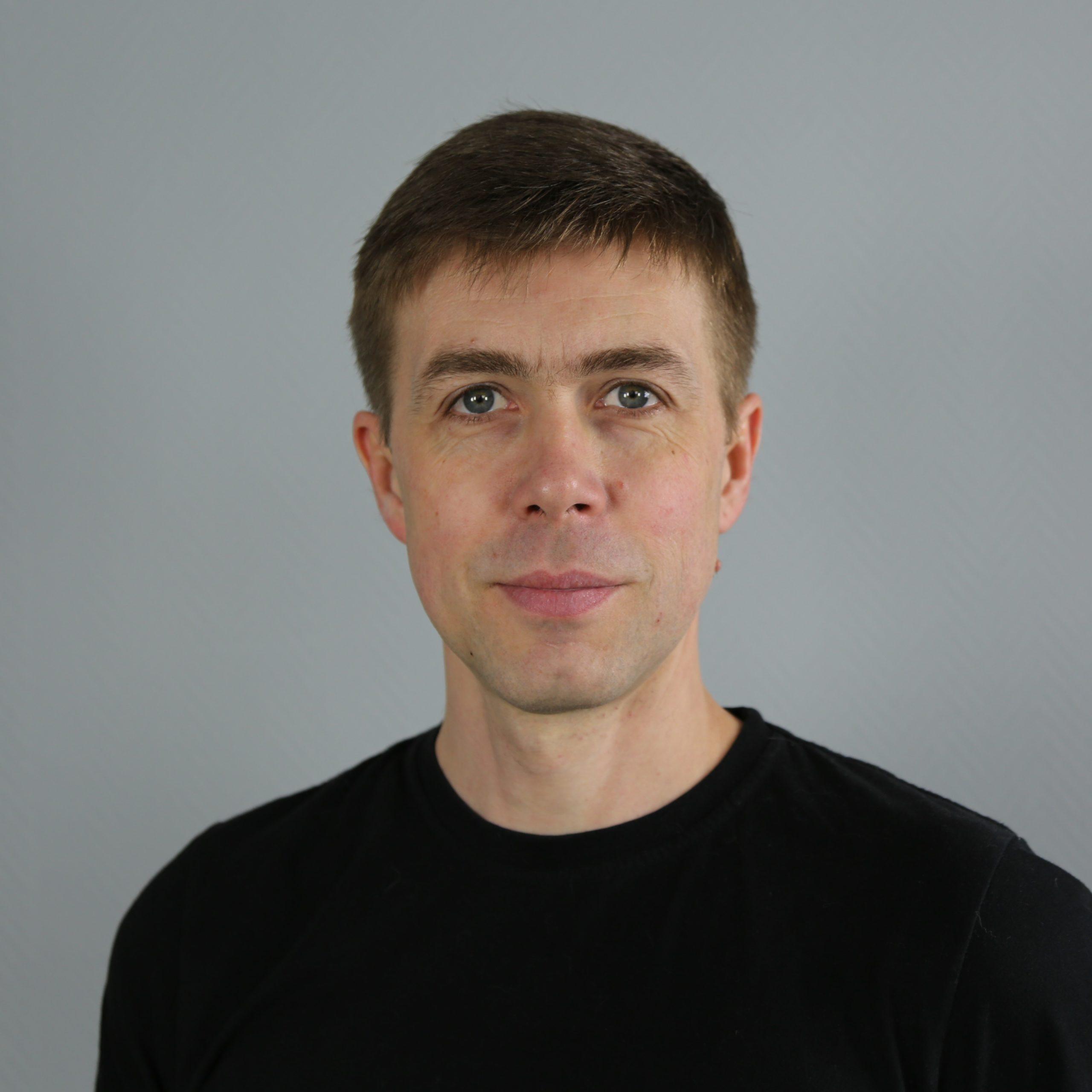 Стяжкин Максим Владимирович