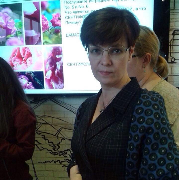 Афанасьева Жанна Викторовна
