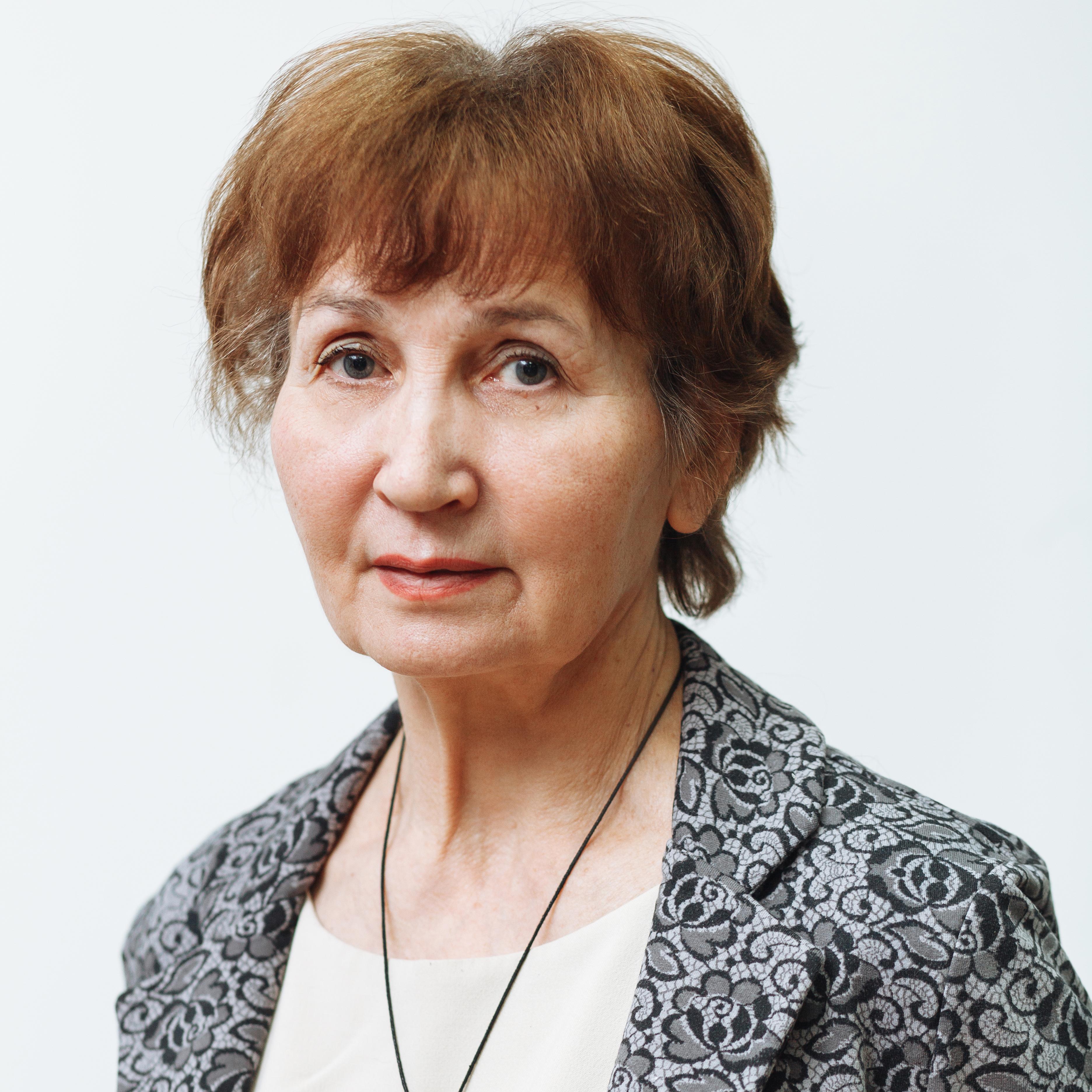Алексеева Светлана Ивановна