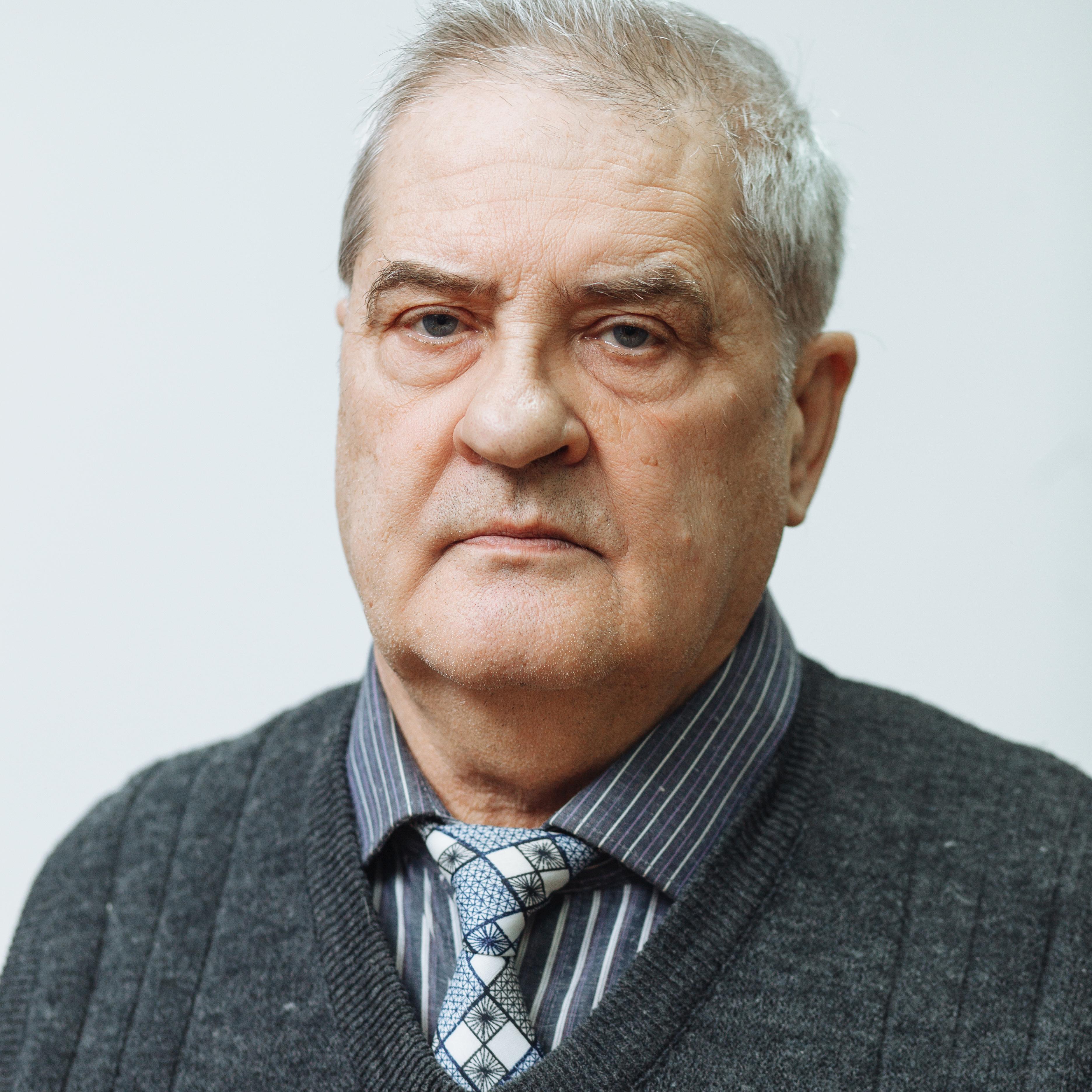 Матвеев Юрий Александрович
