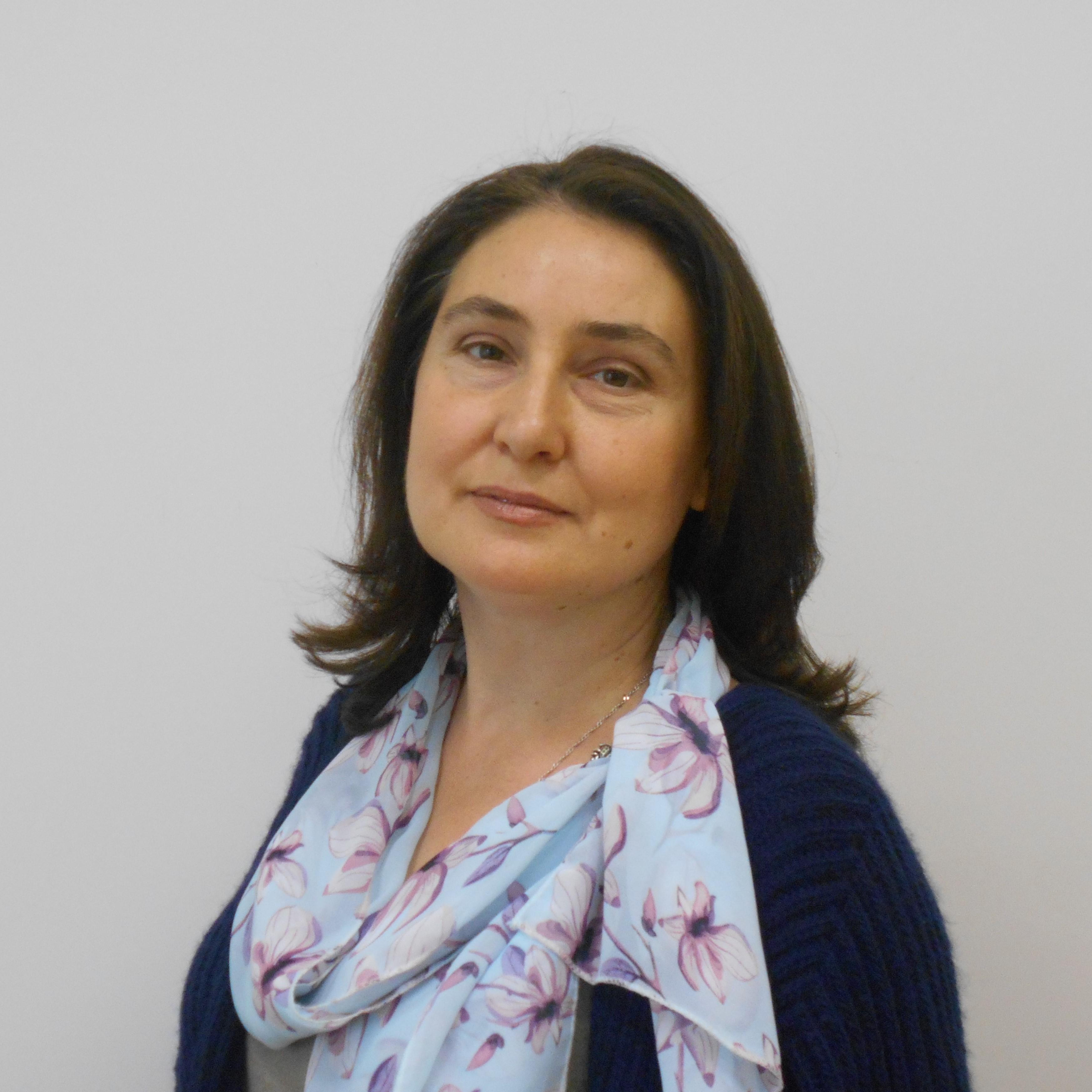 Боровская Елена Раймондовна