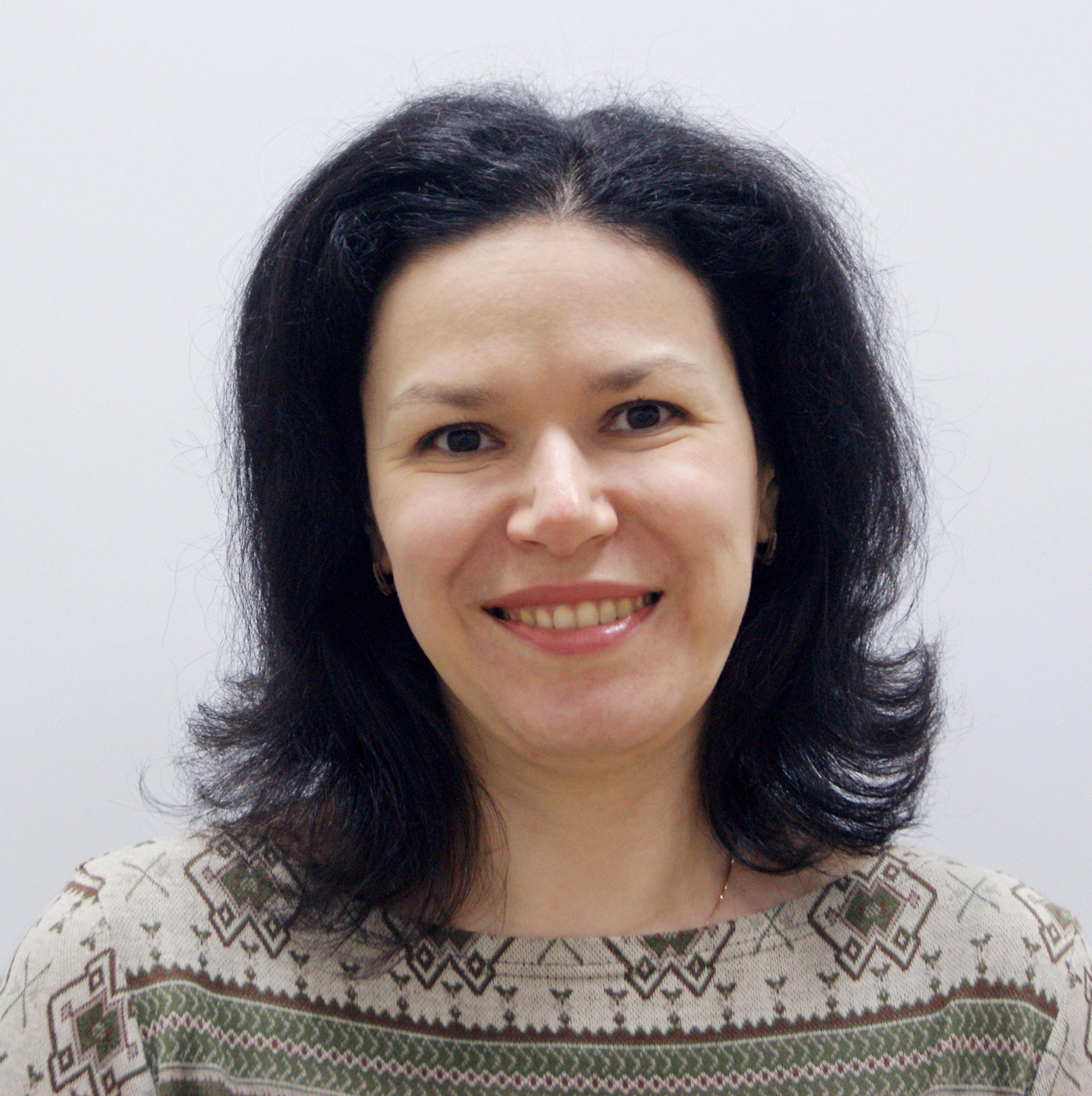 Гулиянц Светлана Борисовна