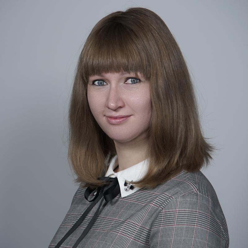 Страмнова Елена Викторовна