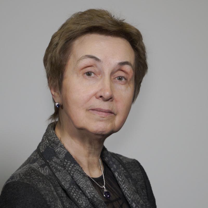 Чадина Ирина Николаевна