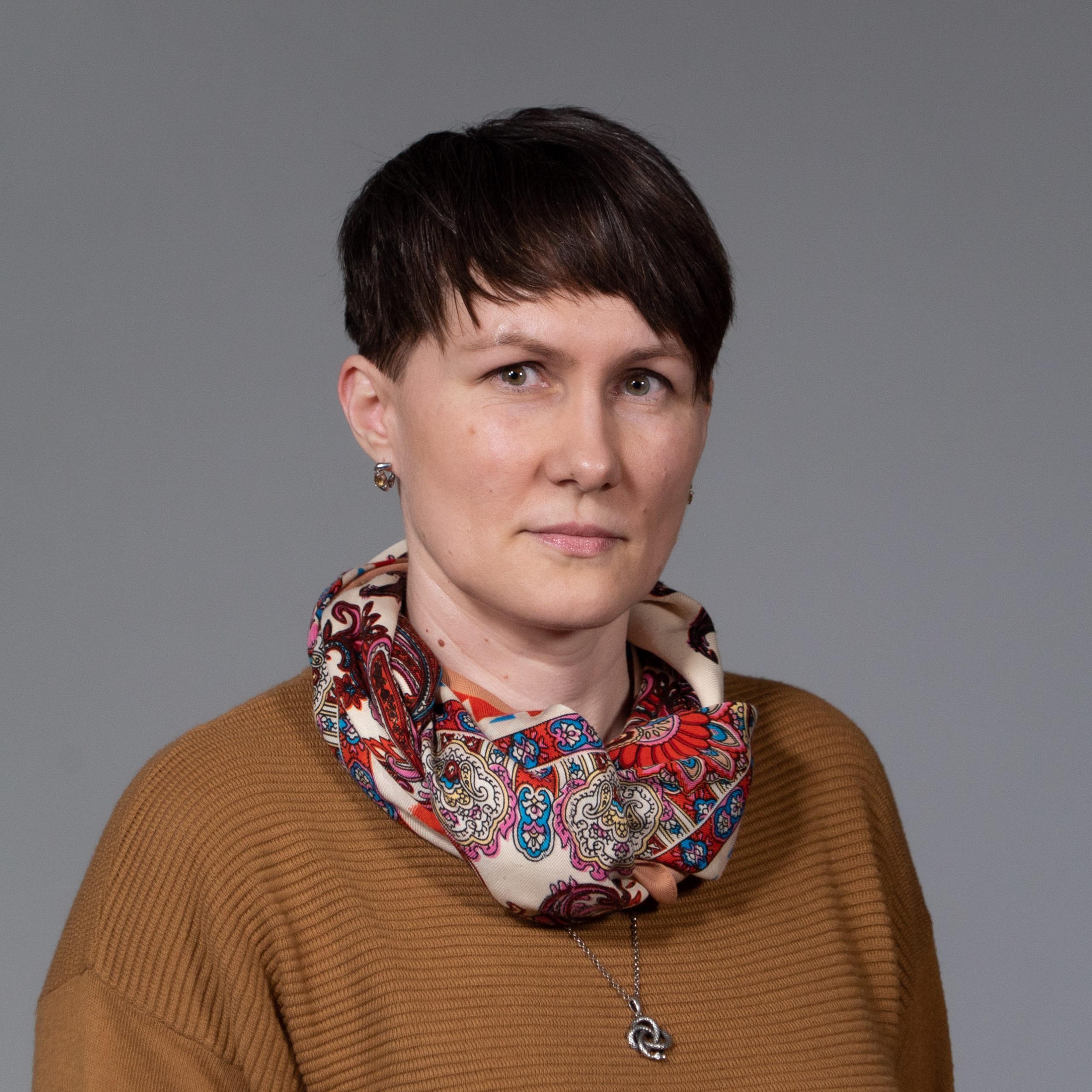 Пушинина Ирина Владимировна
