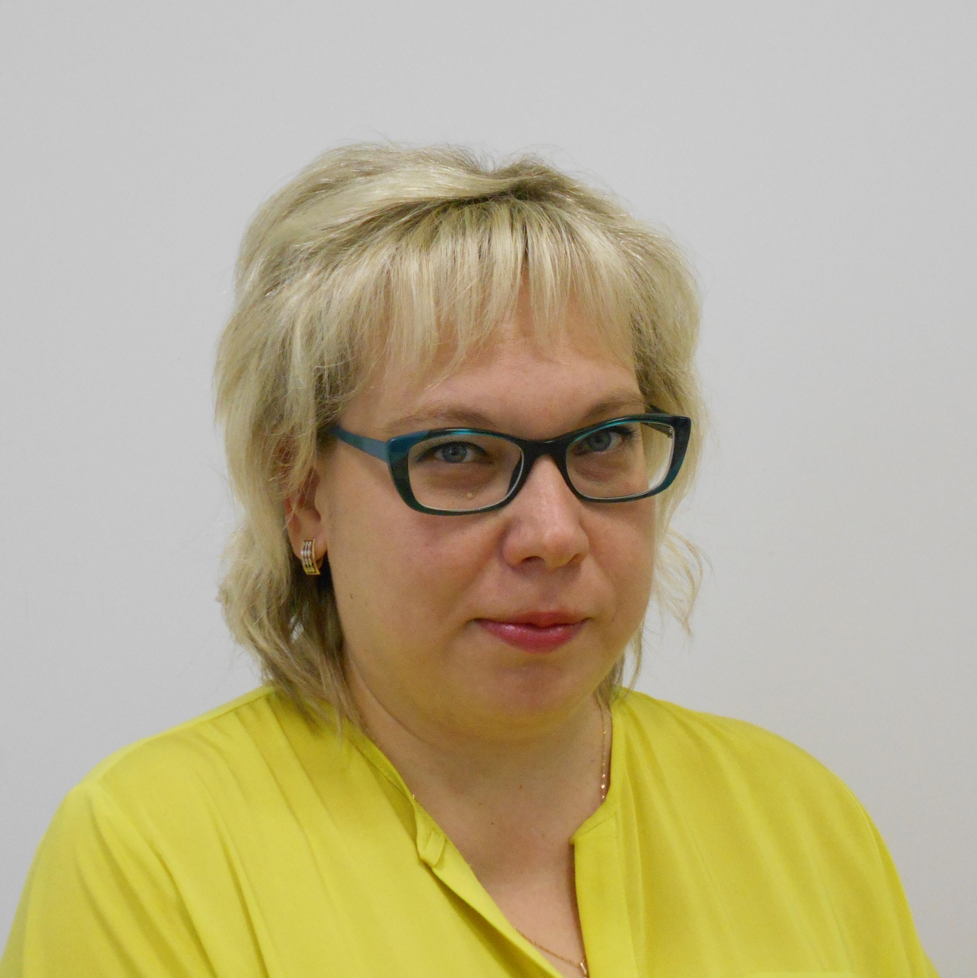 Бегунова Елена Григорьевна