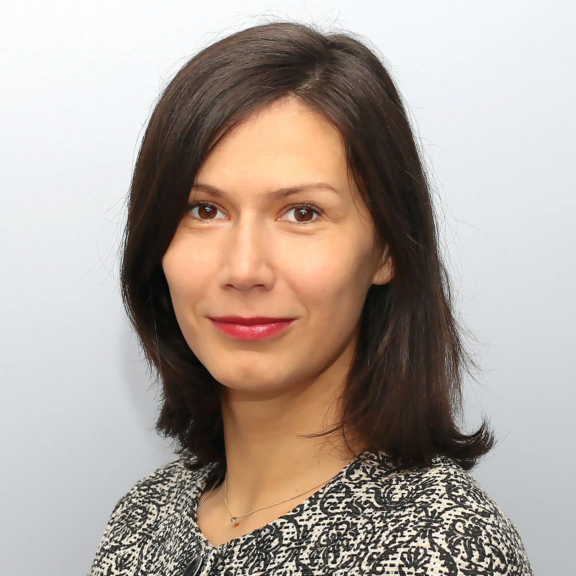 Фроликова Елена Юрьевна