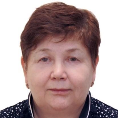Гайнуллова Фазиля Салиховна