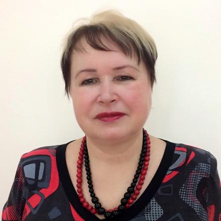 Губанова Лариса Васильевна