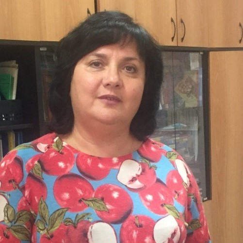 Хаймович Людмила Вениаминовна