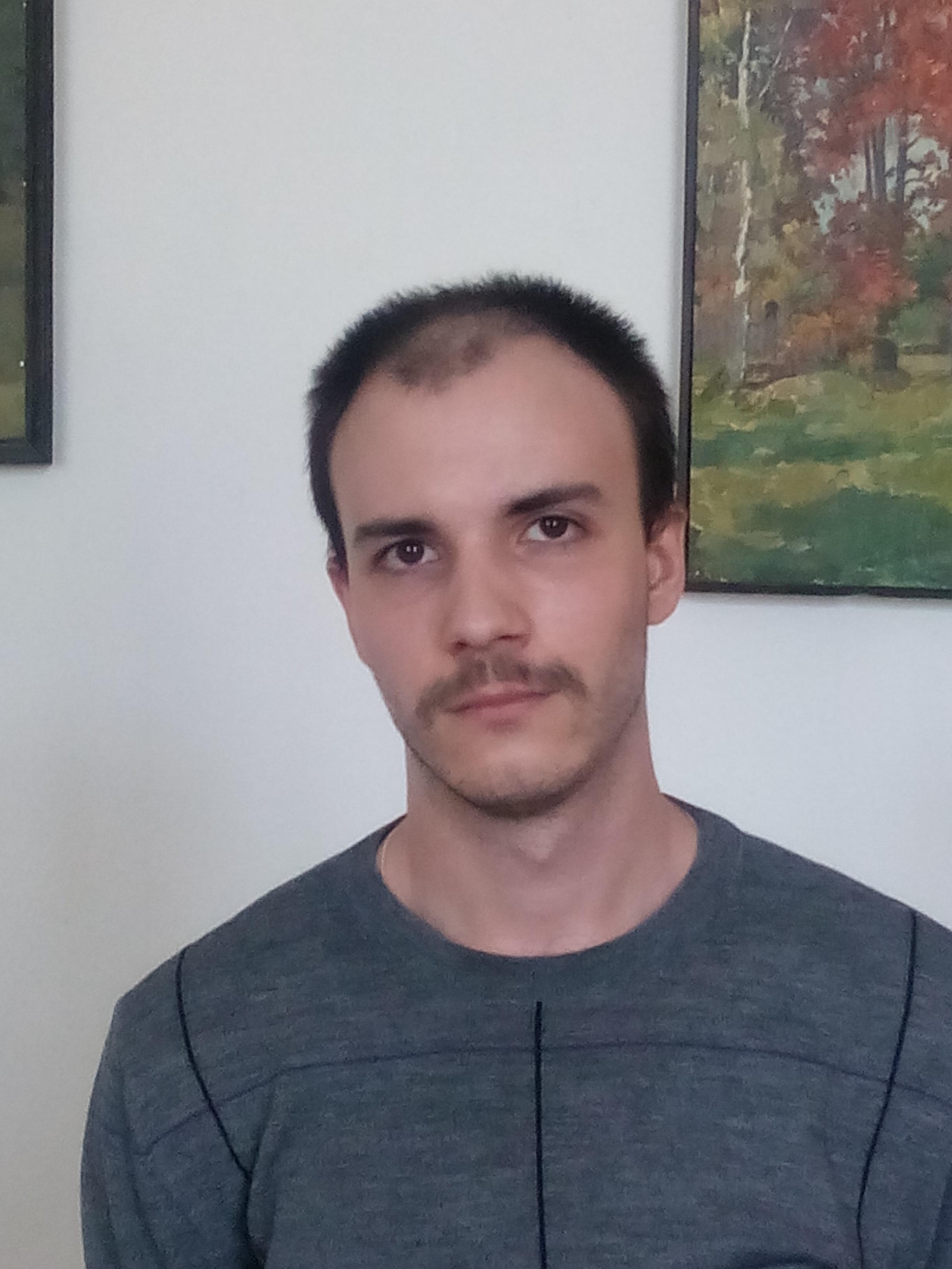 Харлашкин Михаил Николаевич