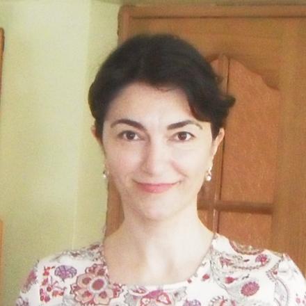 Ионина Анна Альбертовна
