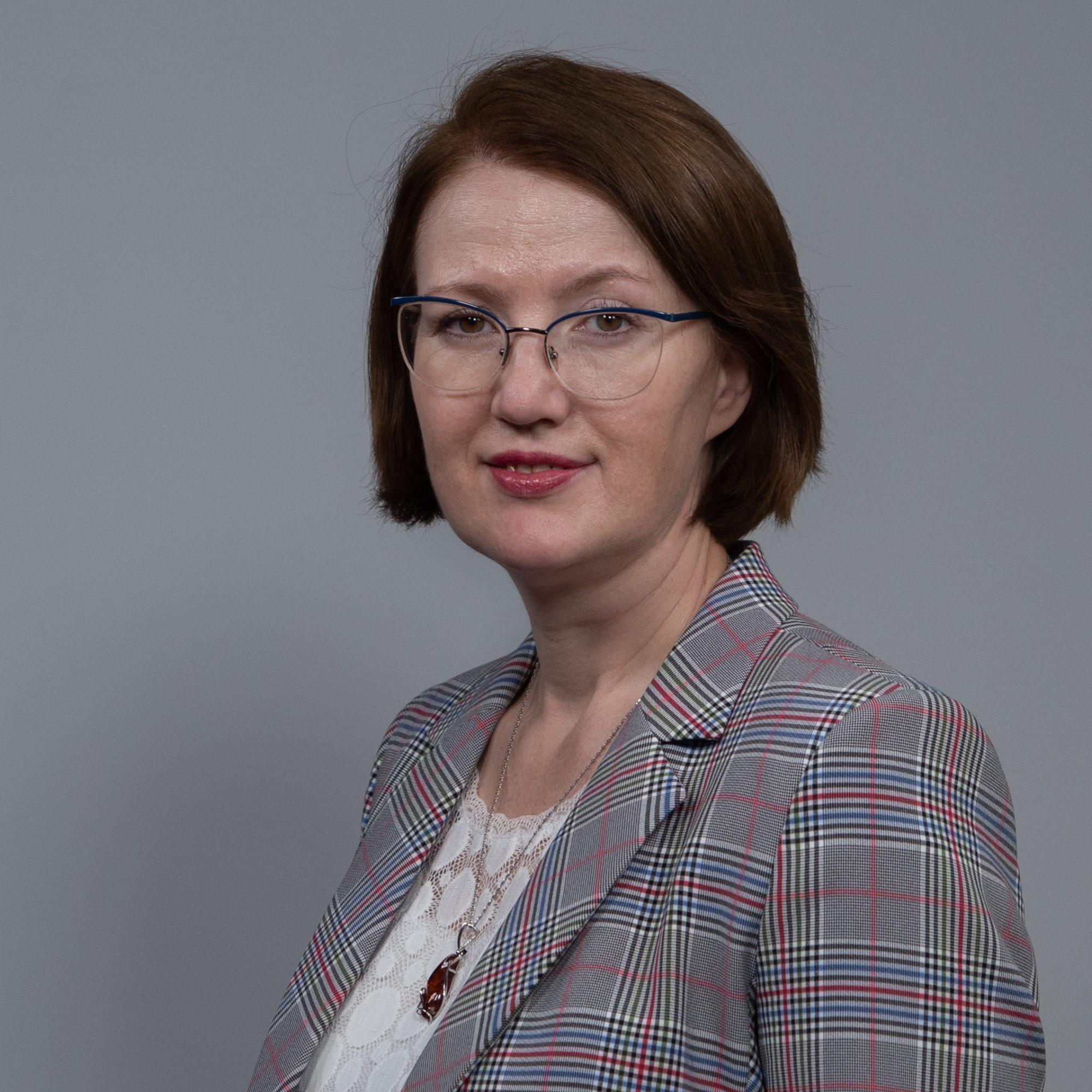 Ключко Ольга Ивановна