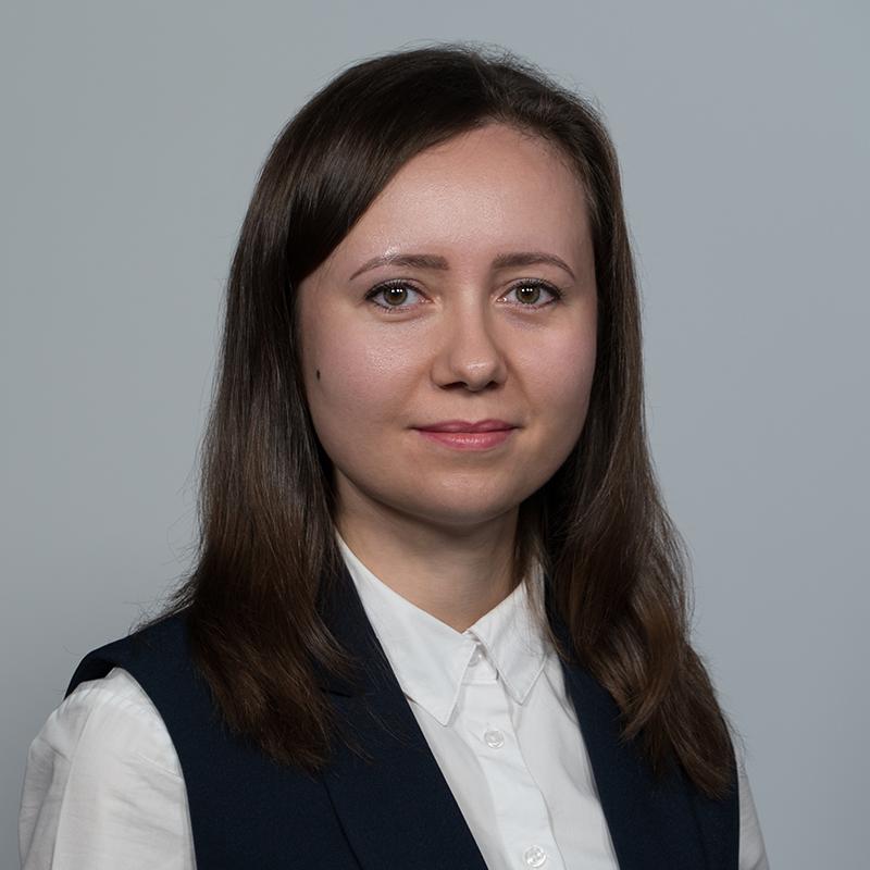 Ковпак Ирина Олеговна