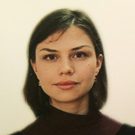 Крючкова Анастасия Сергеевна