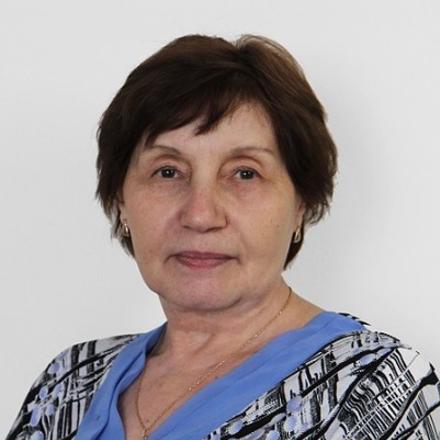 Ленинцева Валентина Алексеевна
