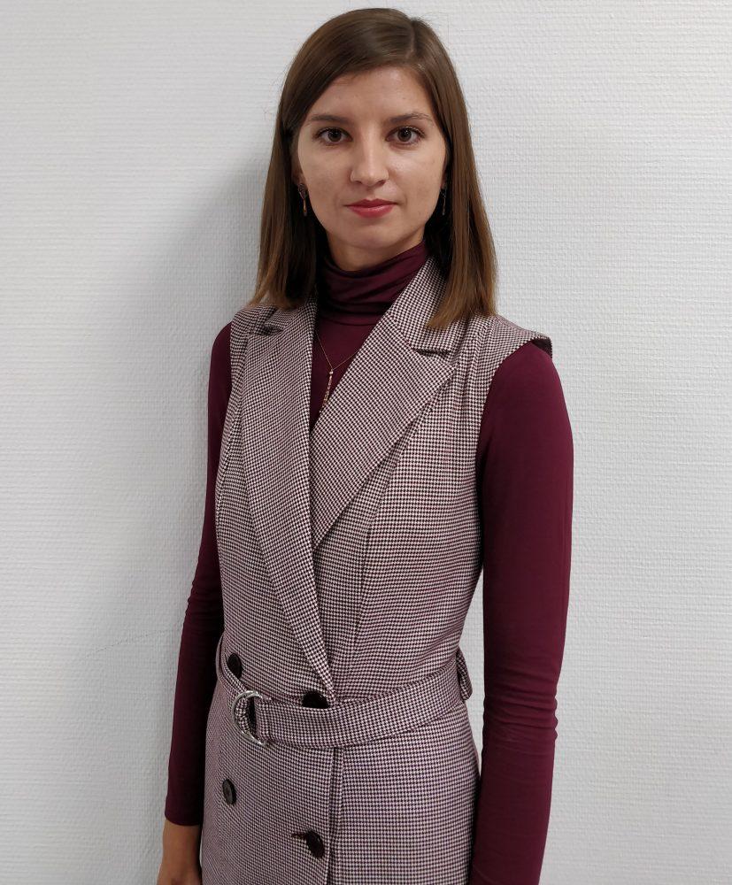 Левина Олеся Михайловна