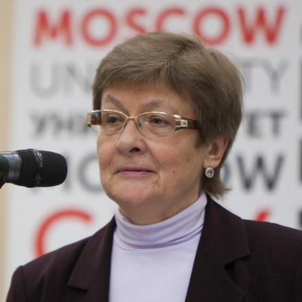 Назарова Наталия Михайловна