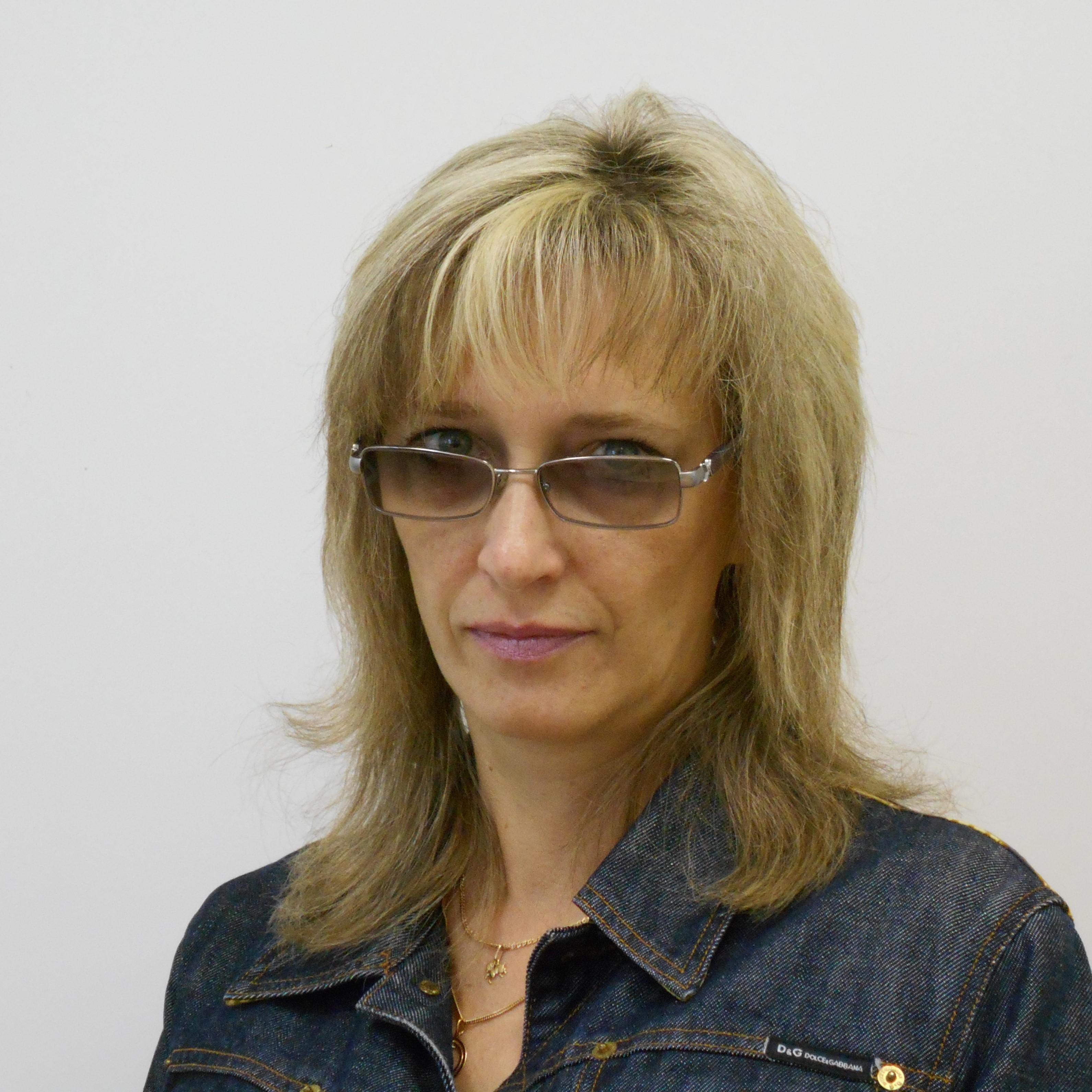 Шахроманова Елена Валентиновна