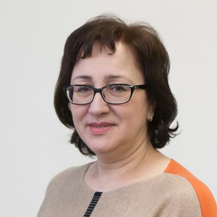 Шашкина Гульнара Рустэмовна