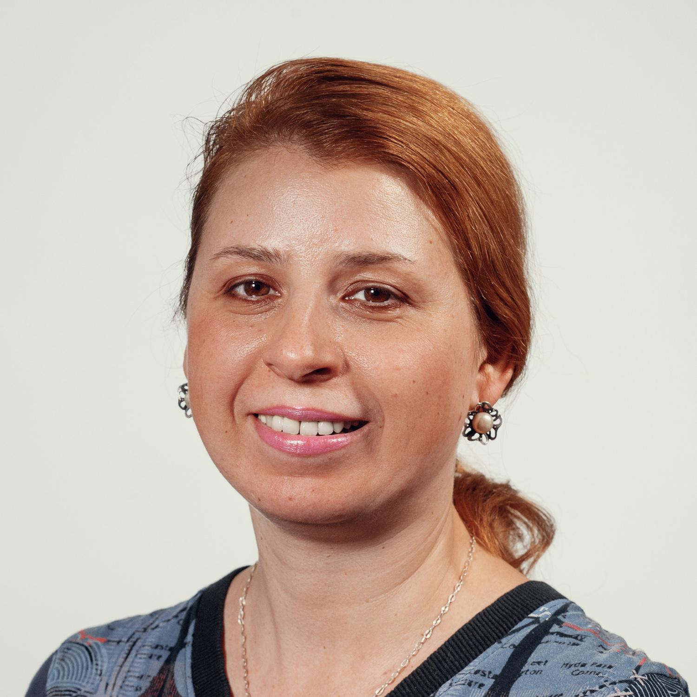 Шумкова Ксения Георгиевна