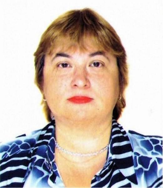 Садокова Анастасия Рюриковна