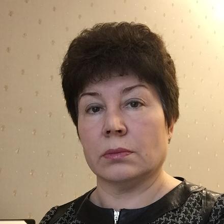 Серебрякова Наринэ Витальевна