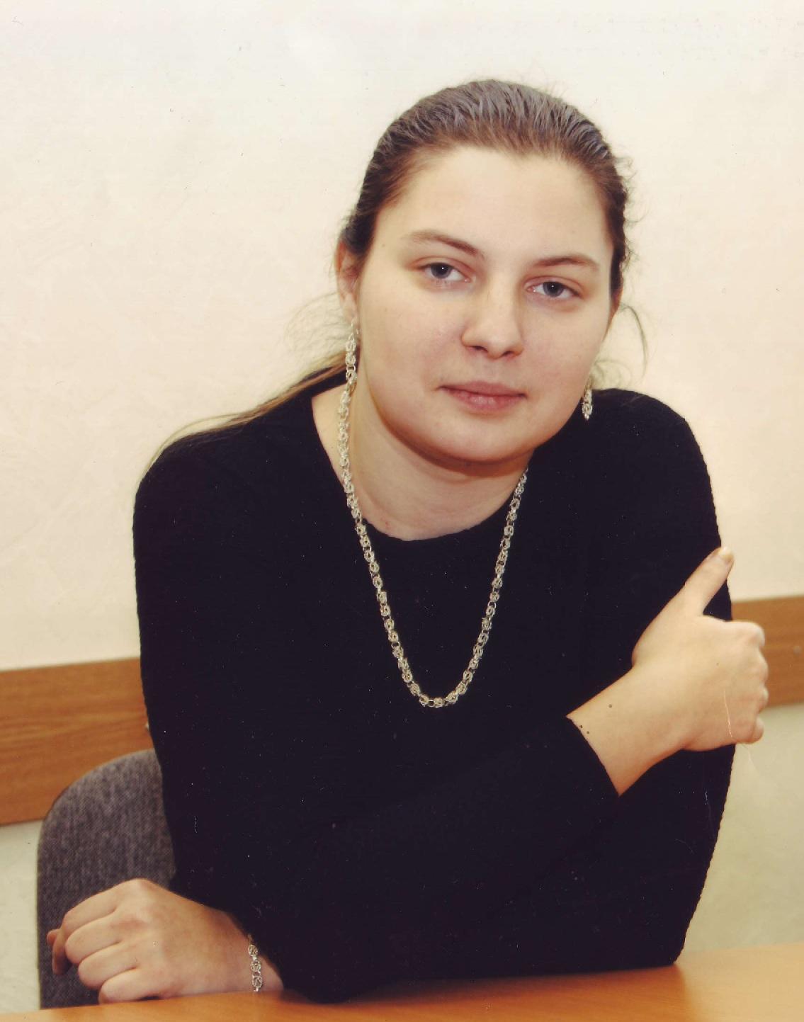 Спичко Наталья Александровна
