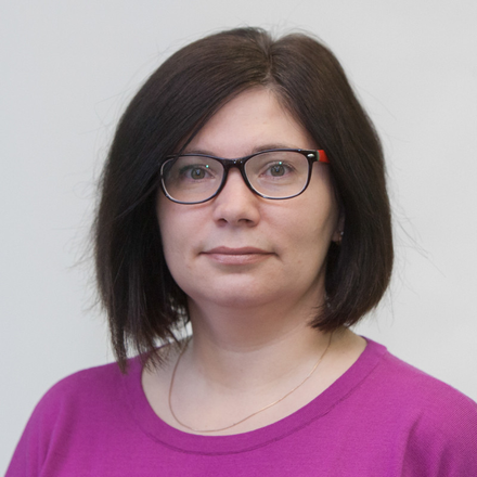 Тюрина Надия Шамильевна