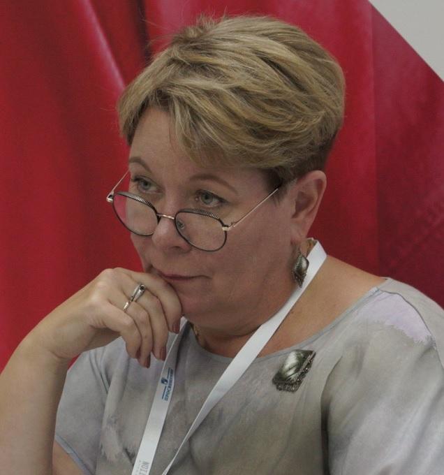 Заславская Ольга Юрьевна