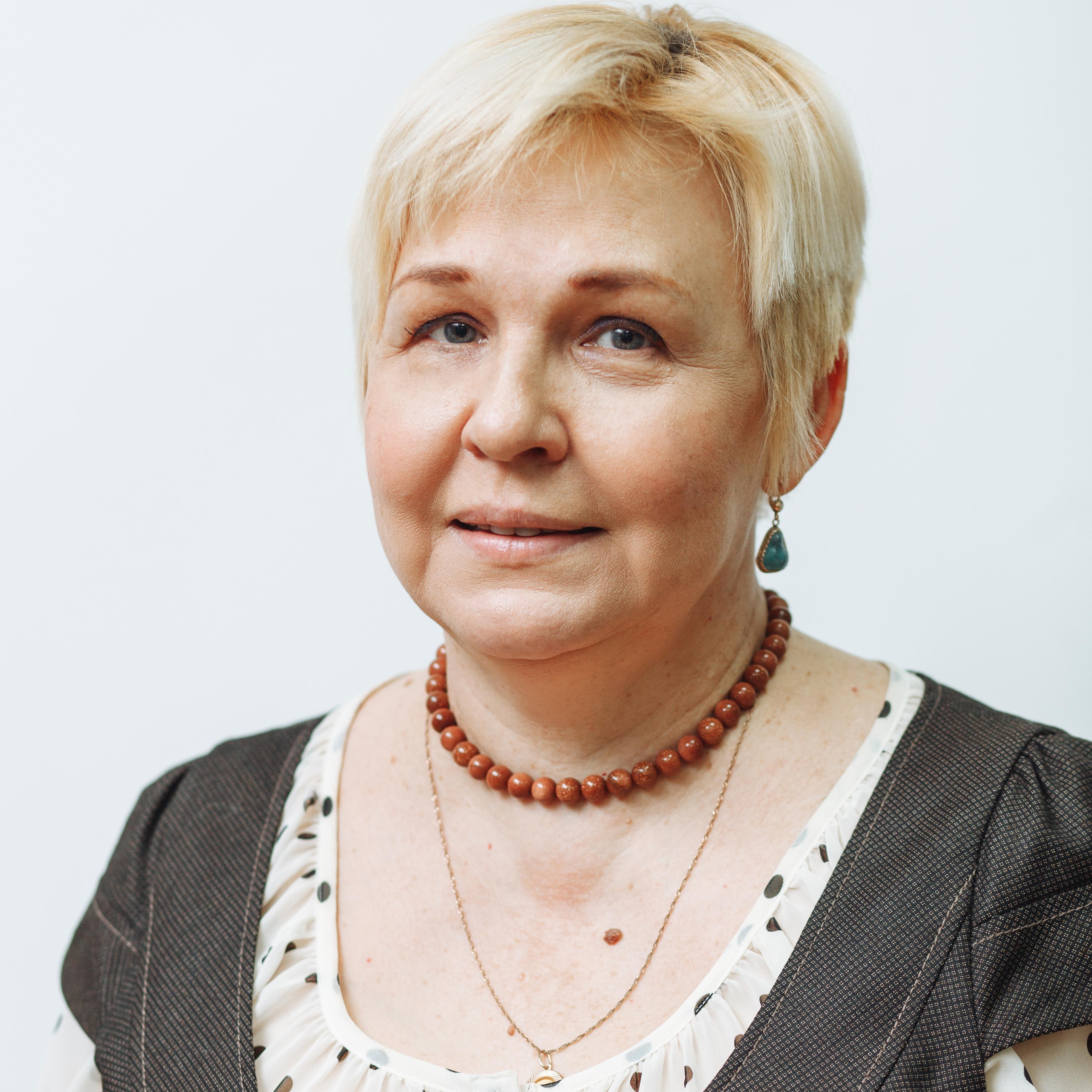 Зверева Марина Валентиновна