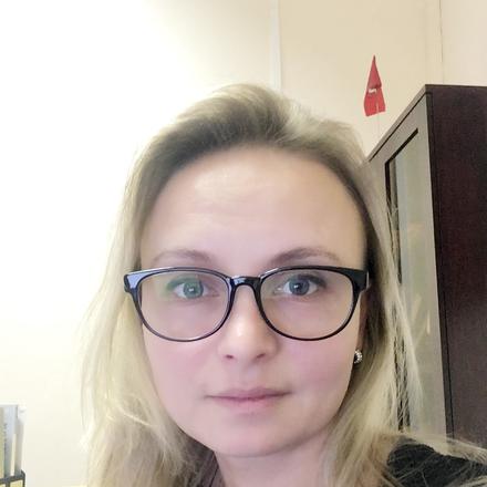 Бычкова Екатерина Сергеевна
