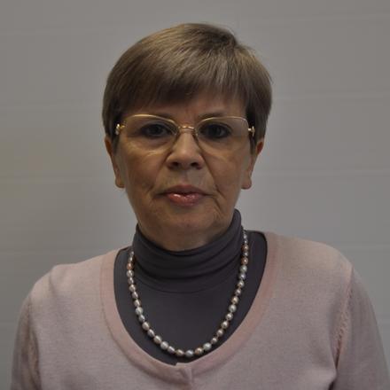 Глыбина Ольга Владимировна