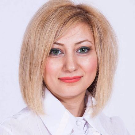 Григорян Лия Самвеловна