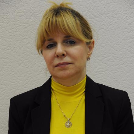 Калугина Юлия Николаевна