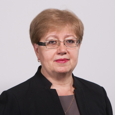 Коханова Валентина Александровна