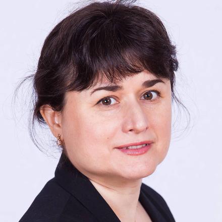 Ларшина Эвелина Леонидовна