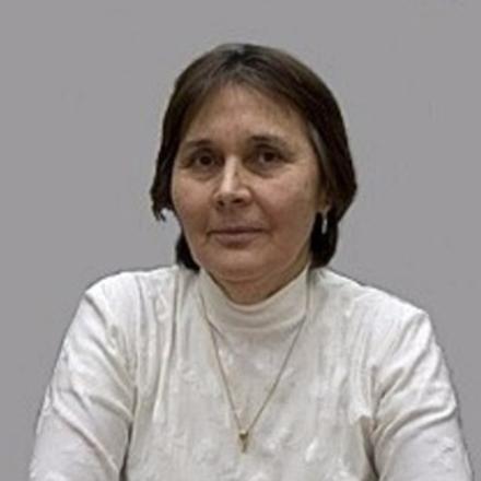 Музафарова Нелли Ильинична