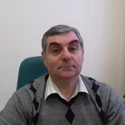 Оганесян Артур Степанович