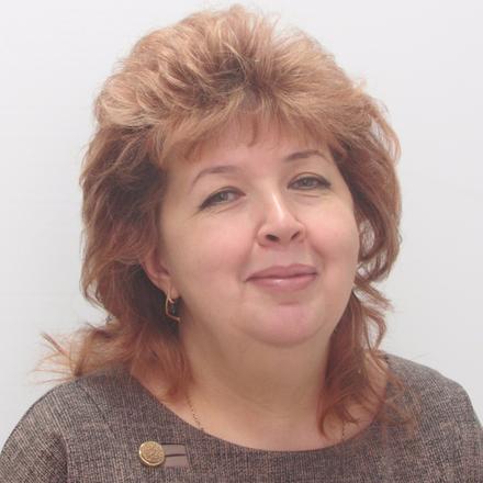 Паламарчук Наталья Георгиевна