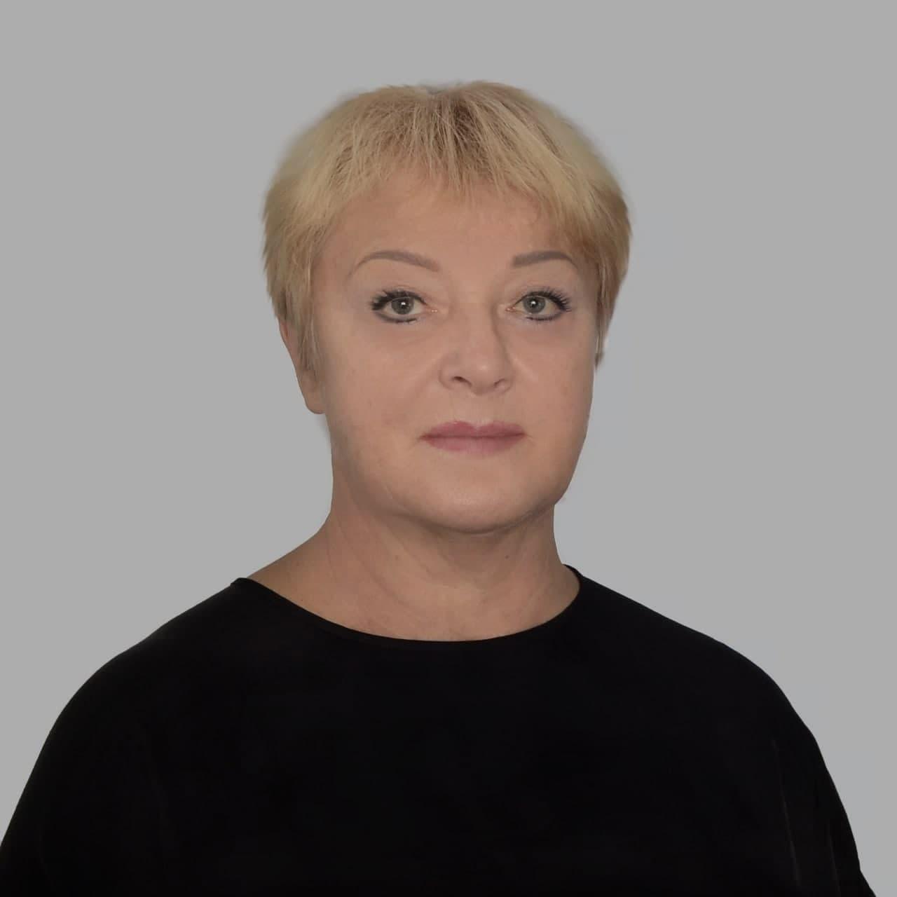 Топоркова Марина Константиновна