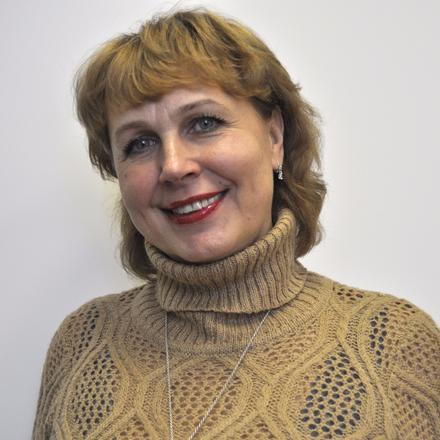 Пукинская Марина Анатольевна