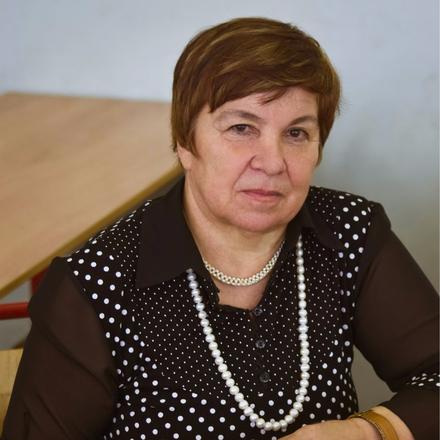 Коджаспирова Галина Михайловна