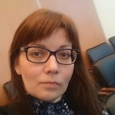 Усова Наталья Александровна