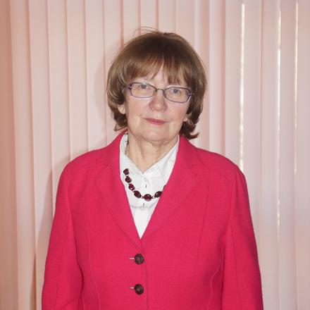 Ларионова Людмила Игнатьевна