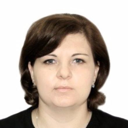 Фанина Евгения Николаевна